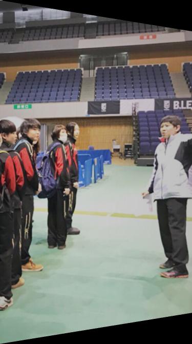 スポーツ健康学科<br /> プロスポーツビジネスコース