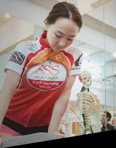 スポーツ健康学科<br /> スポーツトレーナーコース